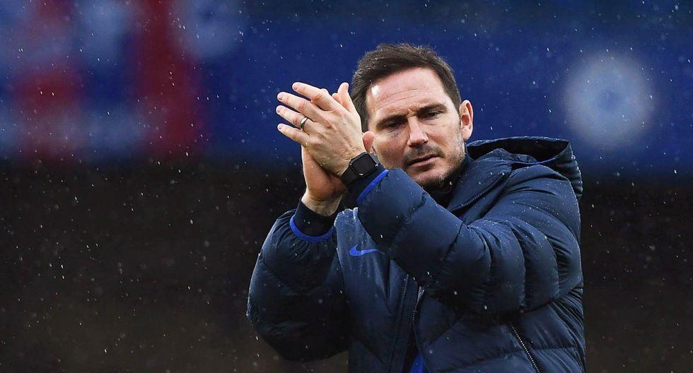 Después de solo una temporada dirigiendo al Derby County en la Championship, Frank Lampard dio el gran salto al asumir el mando del Chelsea. (Foto: EFE).