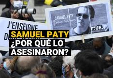 Samuel Paty y la relación de su asesinato con el extremismo religioso en Francia