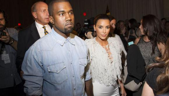 Kim Kardashian y Kanye West ya tienen fecha para su boda