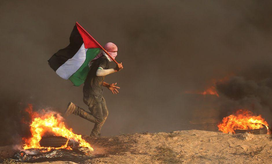 La ONU reclama acciones inmediatas para evitar otra guerra en Gaza (Foto: AFP)