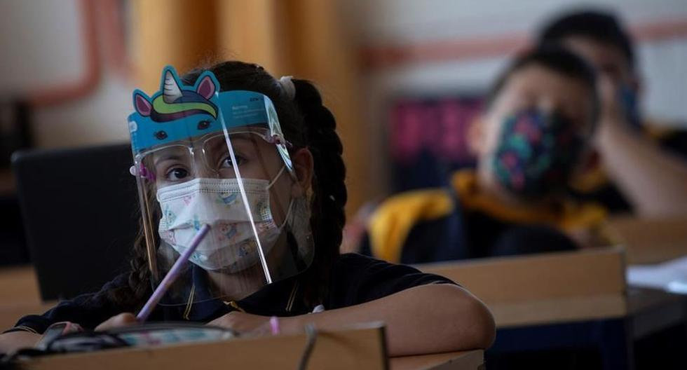 2.25% of schools in Chile that opened in March registered coronavirus outbreaks
