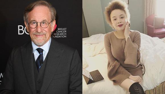 Mikaela, la hija de 23 años de Steven Spielber, revela que quiere ser actriz porno y estríper. (Foto: AFP/Instagram)