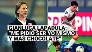 Selección Peruana: Gianluca Lapadula reveló detalles de los pedidos que le hizo Ricardo Gareca