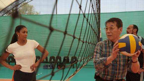 Cenaida Uribe lamento la muerte de Man Bok Park. (Foto: El Comercio)
