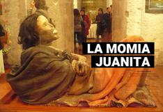 """La historia de la momia Juanita: ¿Dónde se exhibe actualmente a la """"Dama de Ampato""""?"""