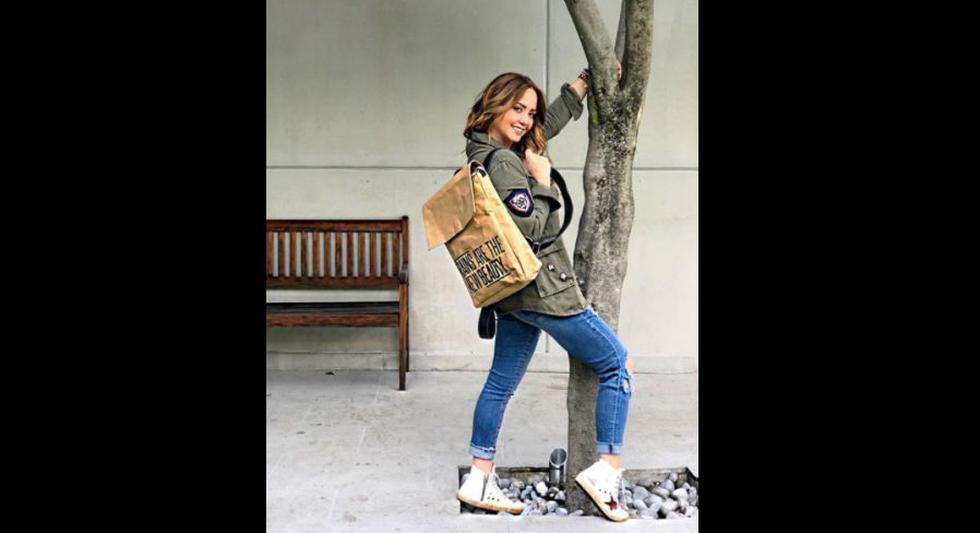 """La actriz mexicana Andrea Legarreta conduce actualmente el programa """"Hoy"""". (Foto: Instagram)"""