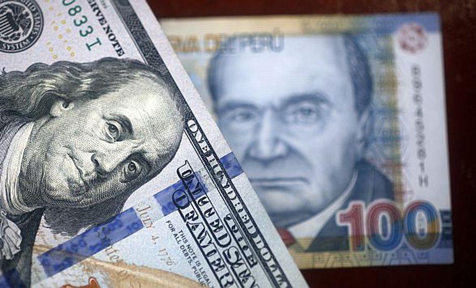 El precio de venta del dólar oscilaba entre S/3,352 y S/3,428 en los principales bancos de la ciudad este miércoles. (Foto: GEC)