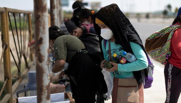 Las personas que buscan regresar a Apurímac afirmaron sentirse abandonados por sus autoridades locales. (Renzo Salazar / GEC)