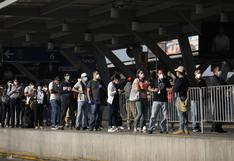 Fiscalía pide 9 meses de prisión preventiva contra sujeto que atacó con ácido a mujeres en estaciones del Metropolitano
