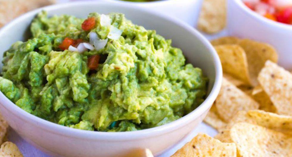 Prepara la receta original de guacamole en simples pasos (Foto: Freepik)