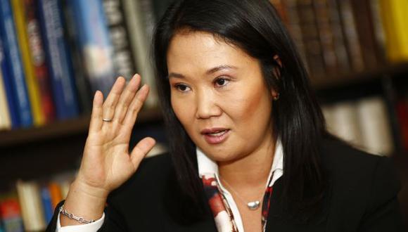 """Keiko a Humala: """"Se equivoca si cree que así nos va a callar"""""""