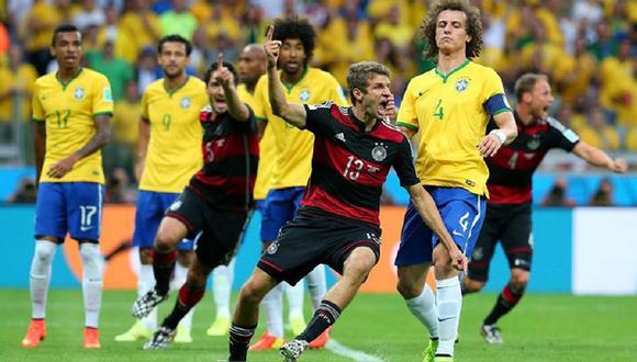 Brasil y Alemania se volverán a ver las caras. (Foto: FIFA)