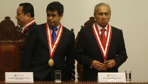 Tomás Gálvez Pedro Chávarry