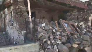 Sismo de magnitud 6,3 sacude Grecia