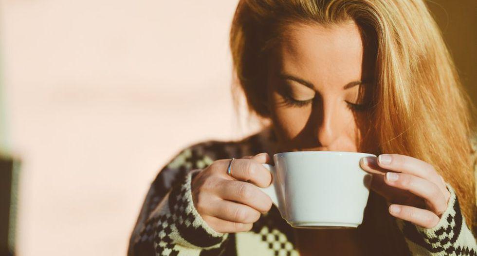 Las infusiones calientes te permiten decirle adiós a los malestares producidos por la ingesta de ciertos alimentos. (Foto: Pixabay)