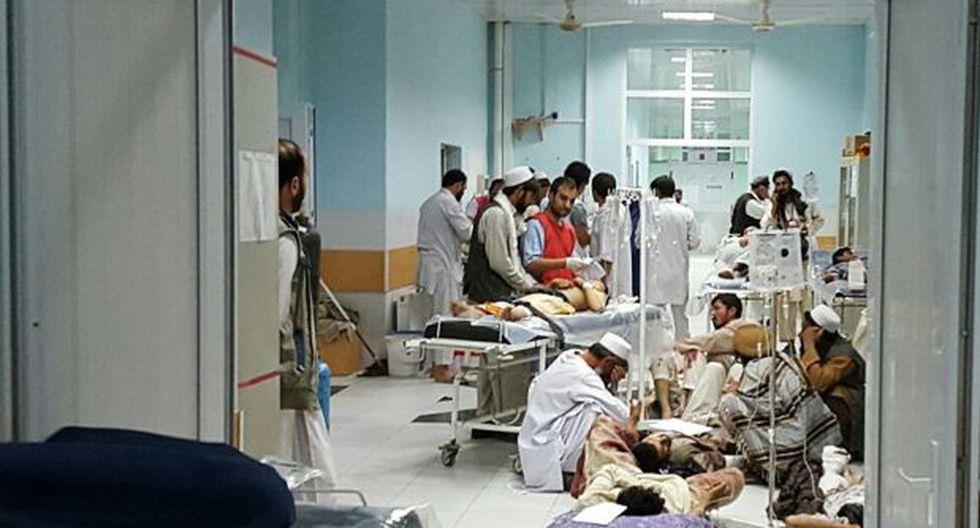 Bombardeo en hospital de Médicos Sin Fronteras deja 19 muertos