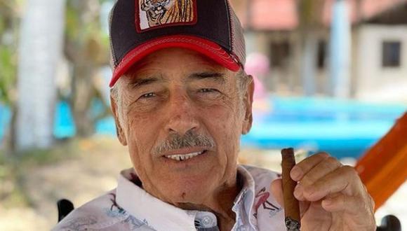 García nació el 24 de mayo de 1941 en Santo Domingo, República Dominicana (Foto: Andrés García / Instagram)