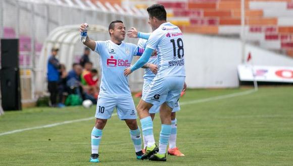 Real Garcilaso empató frente a UTC por el Torneo Clausura de Liga 1. (Foto: Real Garcilaso)