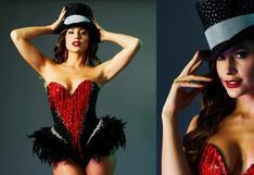 """Milett Figueroa regresa al teatro como protagonista del cabaret show """"Pandemonium"""""""