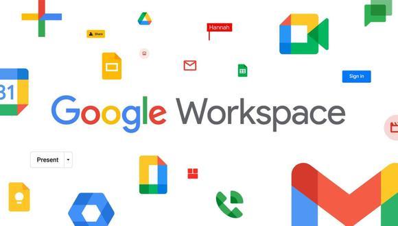 Cualquier usuario con una cuenta de Google podrá tener la experiencia integrada de Workspace. (Imagen: Google)