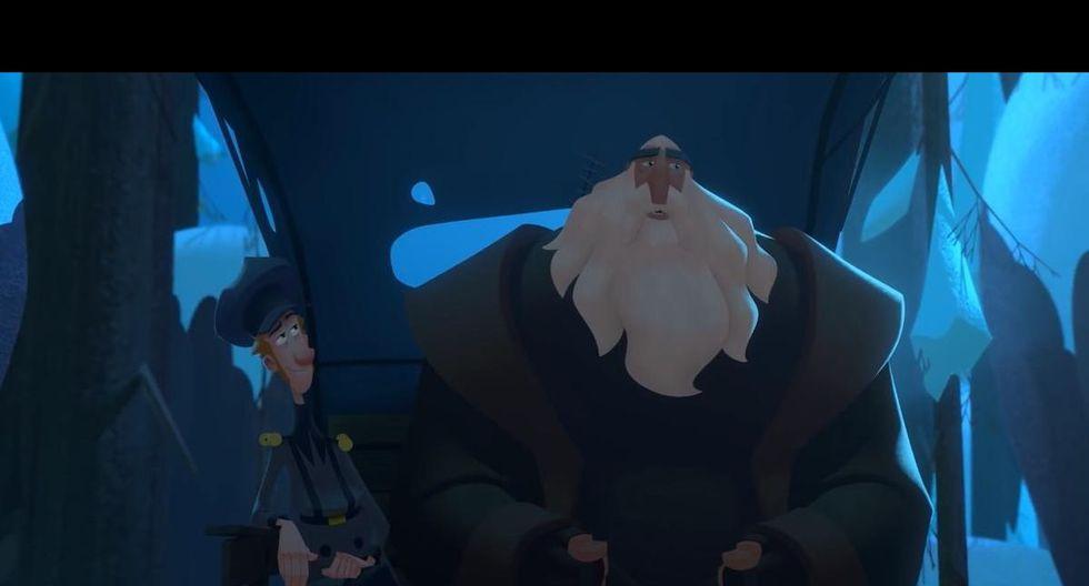 """La leyenda de Klaus"" - 15 de noviembre. (Foto: Netflix)"