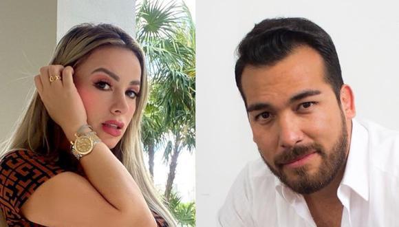 """Jamila Dahabreh confirma que ya no está saliendo con Álvaro Paz de la Barra: """"Él está en sus cosas"""". (Foto: @jamiladahabreh/@apblamolina)."""