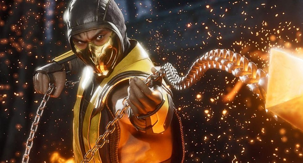 Mortal Kombat 11. (Captura de pantalla)