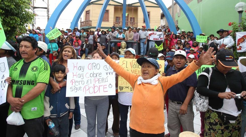 Tía María: pobladores de Cocachacra piden que cese la violencia - 8