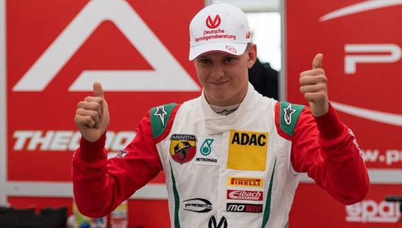 Mick Schumacher tiene la mente puesta en la Fórmula 1. (Foto: Getty Images)