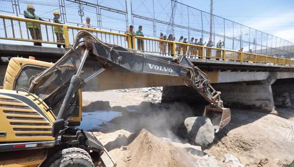 Puente Dueñas: Contraloría detecta deficiencias en obras de MML