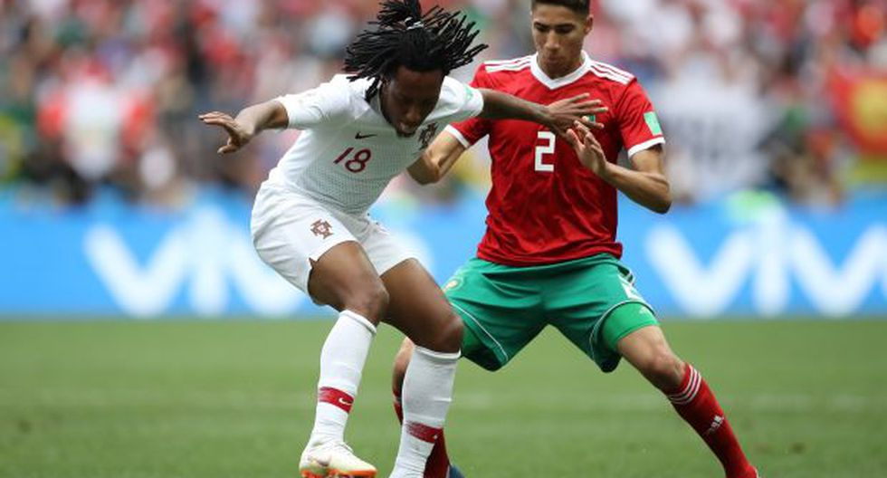 El jugador disputó el partido entre Portugal y Maruecos en Rusia 2018. (Foto: Reuters)