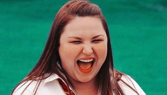 Celina era blanco de críticas en el Elite Way School por su sobrepeso (Foto: Televisa)