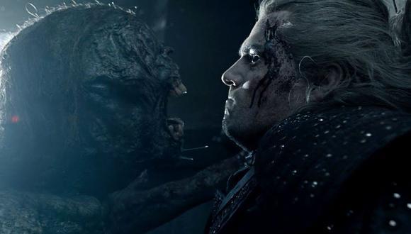 El cazador de monstruos Geralt de Rivia (Henry Cavill) se enfrenta a múltiples seres en la serie de Netflix. (Foto: Netflix)