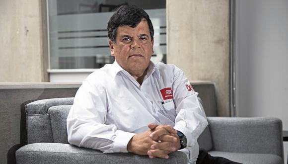 Carlos Paredes oficializará este lunes su renuncia a Petro-Perú. (Foto: GEC)