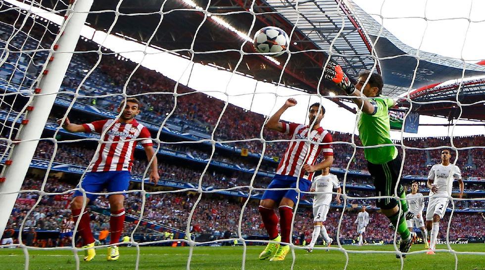 CUADROxCUADRO: el gol de Godín y el grosero error de Casillas - 5