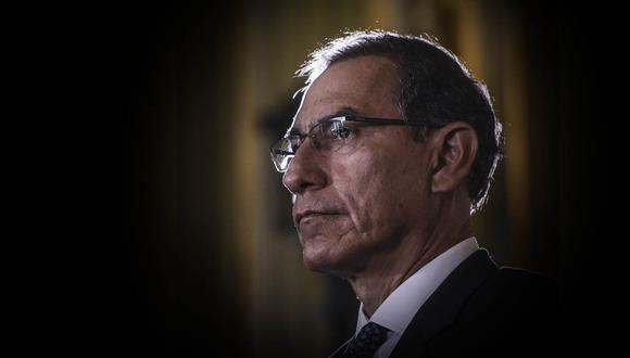 El presidente Martín Vizcarra habría recibido pagos ilícitos de los consorcios Obrainsa-Astaldi e ICCGSA-Incot. (Foto: Archivo)