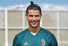 Es una máquina: Cristiano Ronaldo afina la puntería y anota golazos en entrenamiento  | VIDEO