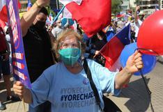 Chile supera los 490.000 casos de coronavirus y fallecidos suman más de 13.600