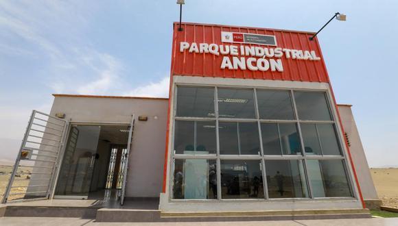 El Parque Industrial de Ancón se levantará sobre un terreno de 1.338,22 hectáreas. (Foto: Produce)