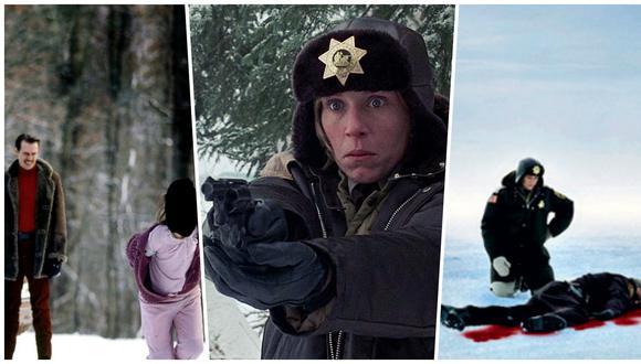 """Frances McDormand en """"Fargo"""". La película, una mezcla entre thriller y comedia negra, se llevó dos premios Óscar. (Foto: Gramercy Pictures)"""