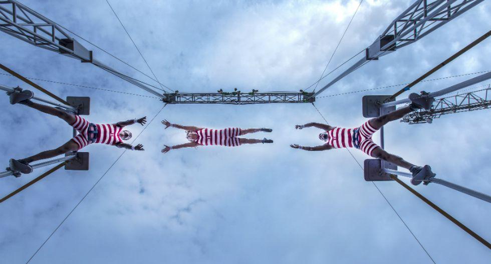 """La Tarumba lleva su arte a las calles en """"Aire libre"""" [FOTOS] - 4"""