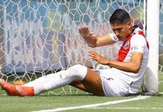 Alexis Cossio falló dos goles abajo del arco y sin marca en menos de tres minutos | VIDEOS