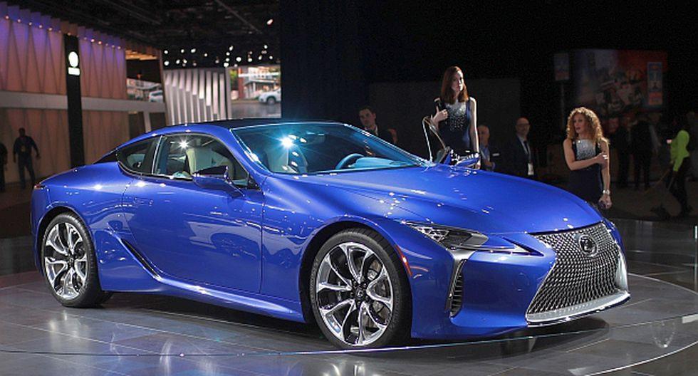 Lexus busca (Foto: AFP)