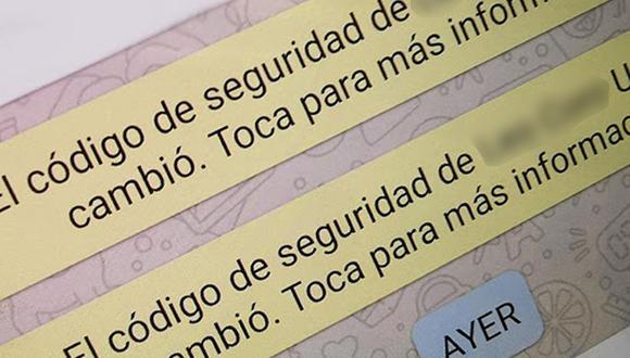 ¿Ya no quieres que te llegue esta notificación a WhatsApp? Conoce cómo desaparecerlos. (Foto: MAG)