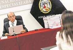 Caso Fuerza Popular: presentan nuevo recurso para apartar al juez Víctor Zúñiga del proceso