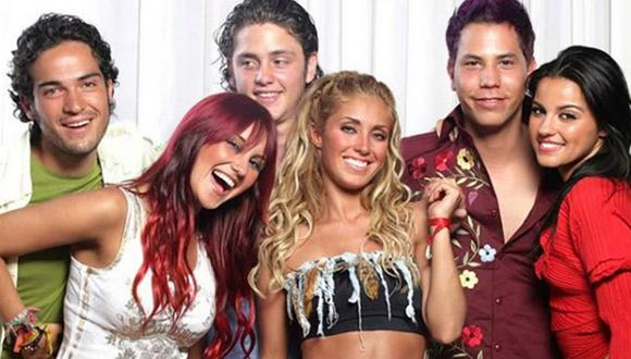 RBD, el grupo musical que derivó de la exitosa telenovela 'Rebelde', vuelve a la carga en la música con una gira internacional que se llevará a cabo en 2022. (Foto: Getty Images)