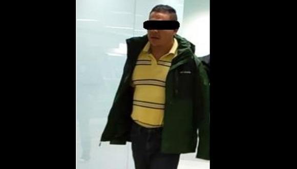 Roberto Velázquez Martínez  sería cabecilla de la citada organización criminal mexicana (Policía Nacional).