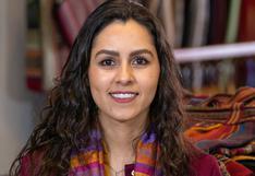 María José  Murillo, la arequipeña que instala el tejido tradicional en el arte contemporáneo