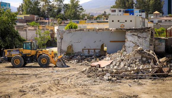 Arequipa: Contraloría de la República detecta presuntas irregularidades en obras de Hospital Goyoneche. (foto archivo GEC)
