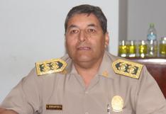 Comandante general de la PNP, César Cervantes, venció el COVID-19